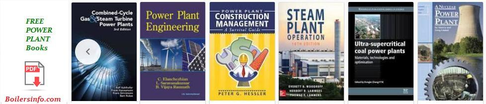 Power plant engineering book