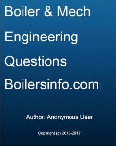 boiler mcq