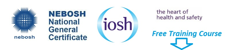 Iosh nebosh free training in this section we provide free iosh nebosh certificate training course slides books fandeluxe Choice Image