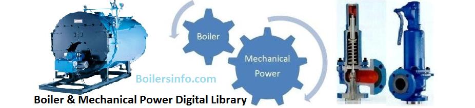 Boilersinfo - Boiler and Mechanical Power