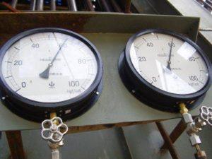 Boiler Hydrostatic testing