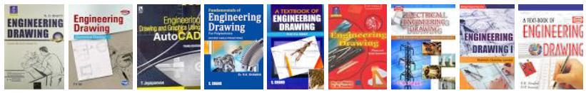 Engineering Drawing CAD Books