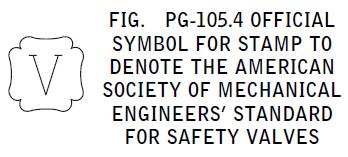 asme psv valve symbol stamp