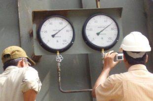 boiler pressure test
