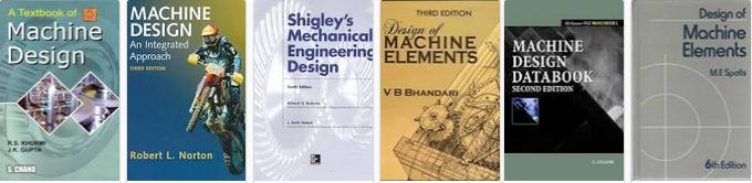 free machine design books