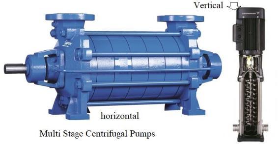 Multi Stage Centrifugal Pump