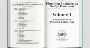 Plumbing Engineering Design Handbook