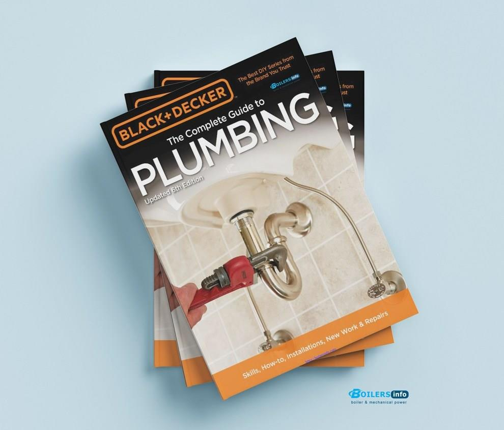 The Complete Guide to Plumbing, 6th edition