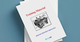 Training Material for Boiler Trouble Shooting