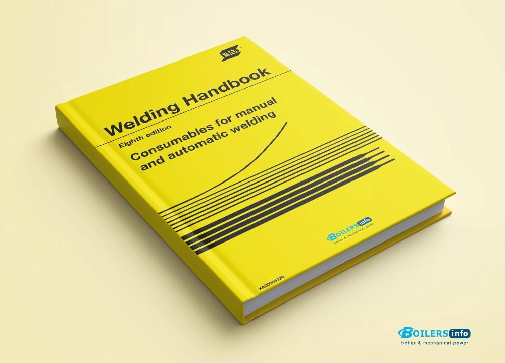 Esab welding handbook eighth edition