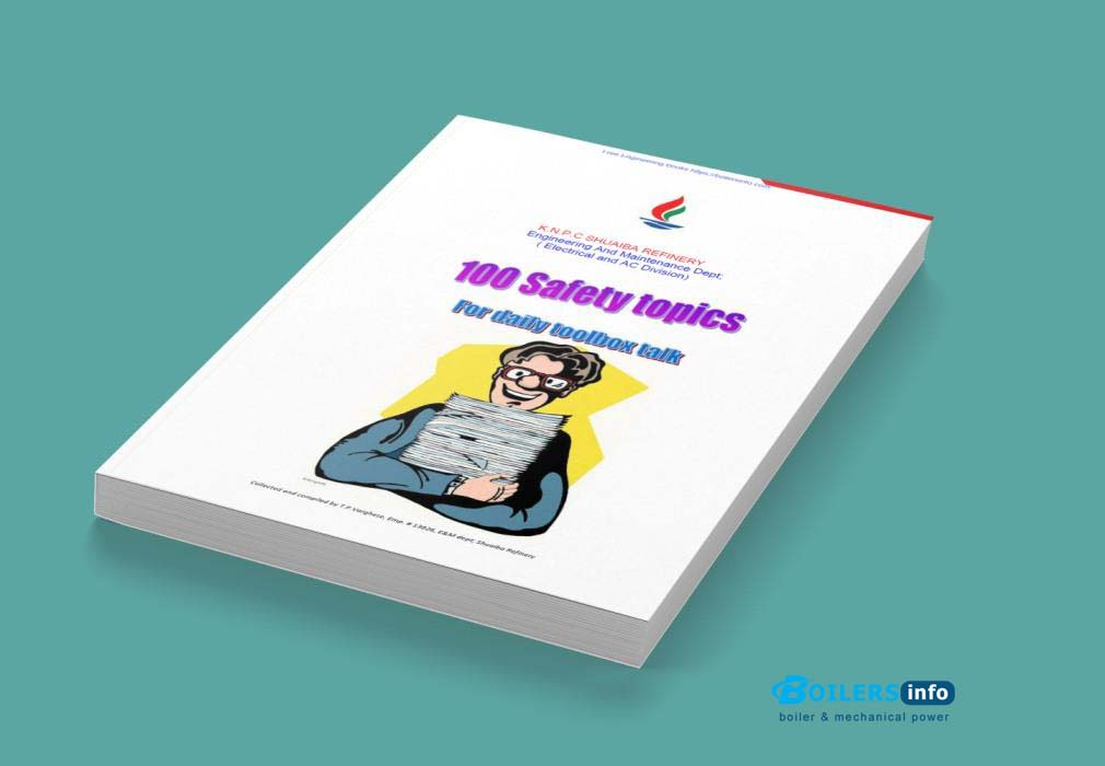100 Safety Topics Book