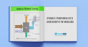 Energy performance assessment of boilers