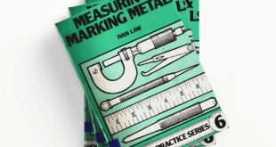 Workshop Practice Series 06 - Measuring and Marking Metals