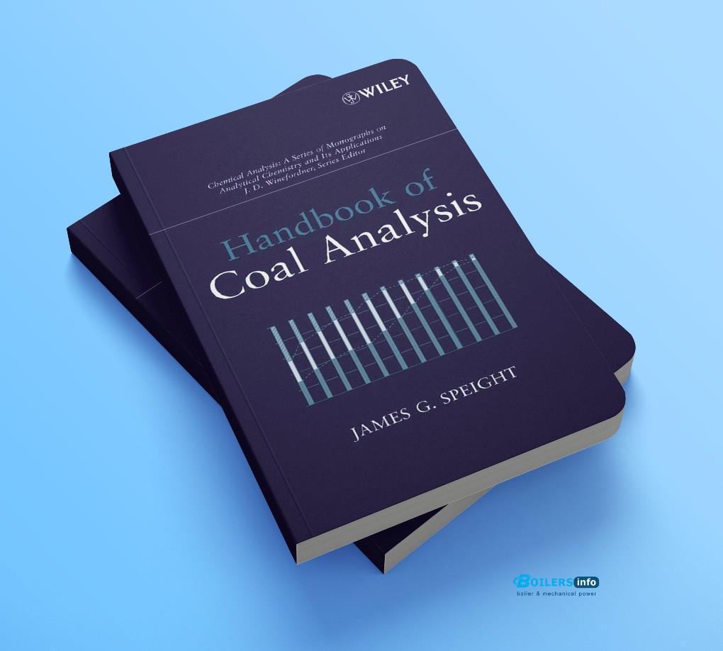 handbook of coal analysis