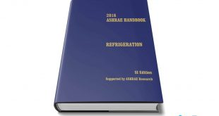 2018 ASHRAE Handbook - Refrigeration SI Edition