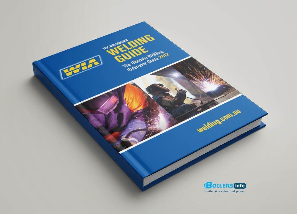 The Australian welding guide