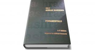 2017 ASHRAE Handbook Refrigeration SI Edition