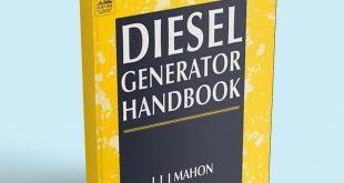 Diesel Generator Handbook Cover
