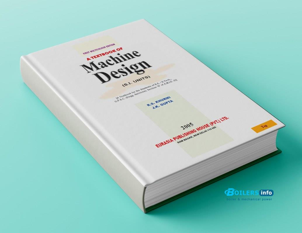 Machine Design By Khurmi Gupta Pdf