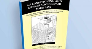 Air conditioning and Refrigeration Repair Made Easy Book Cover