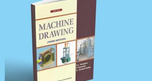 Machine Drawing 3rd Edition K.L. Narayana