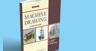 Machine Drawing 3rd Edition K.L. Narayana
