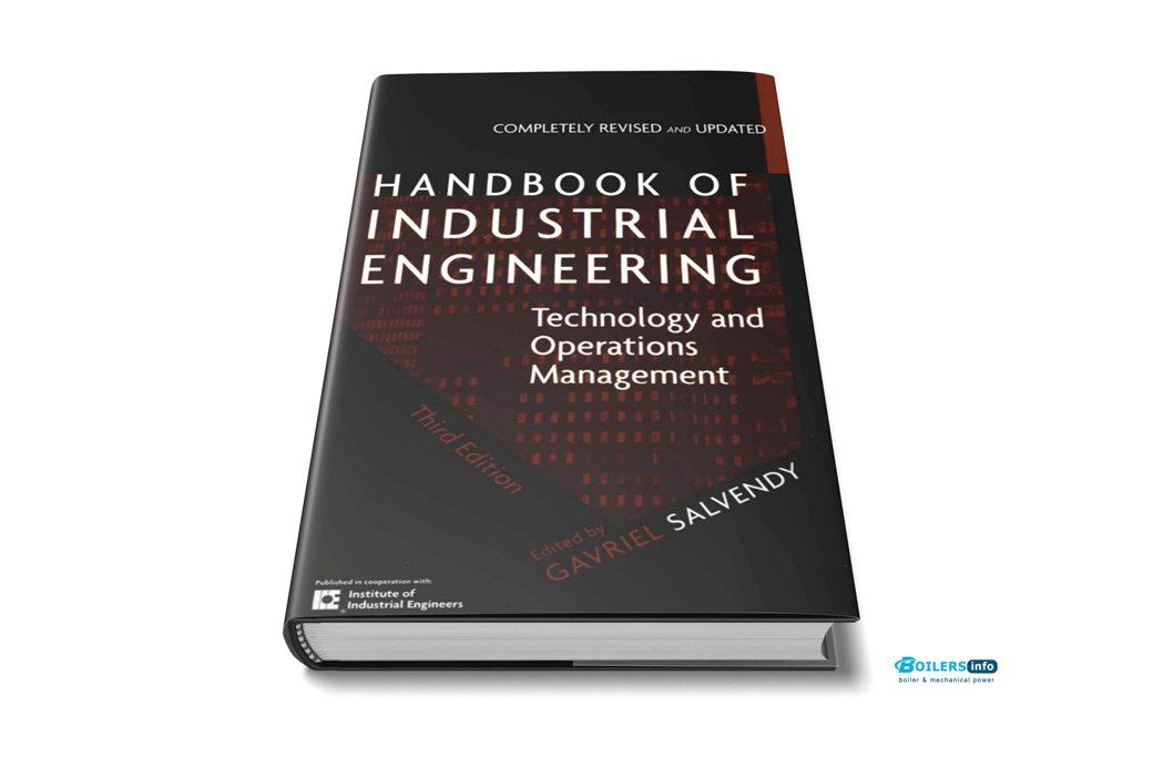 Handbook of Industrial Engineering 3rd Edition