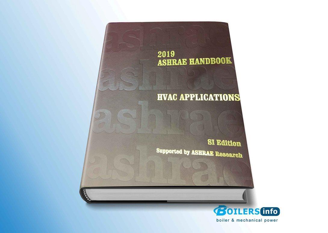 2019 ASHRAE Handbook HVAC Applications SI