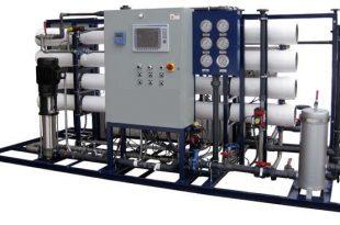 Reverse osmosis (RO plant)
