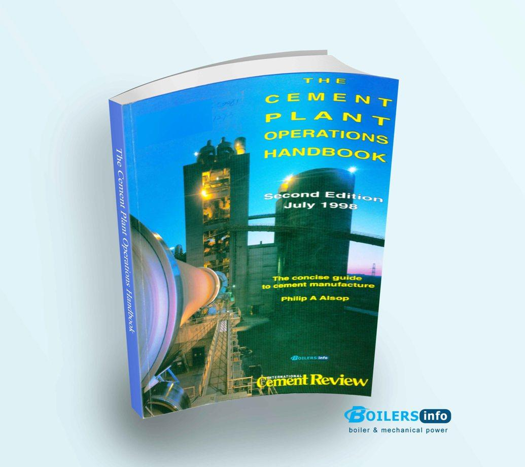 The Cement Plant Operations Handbook