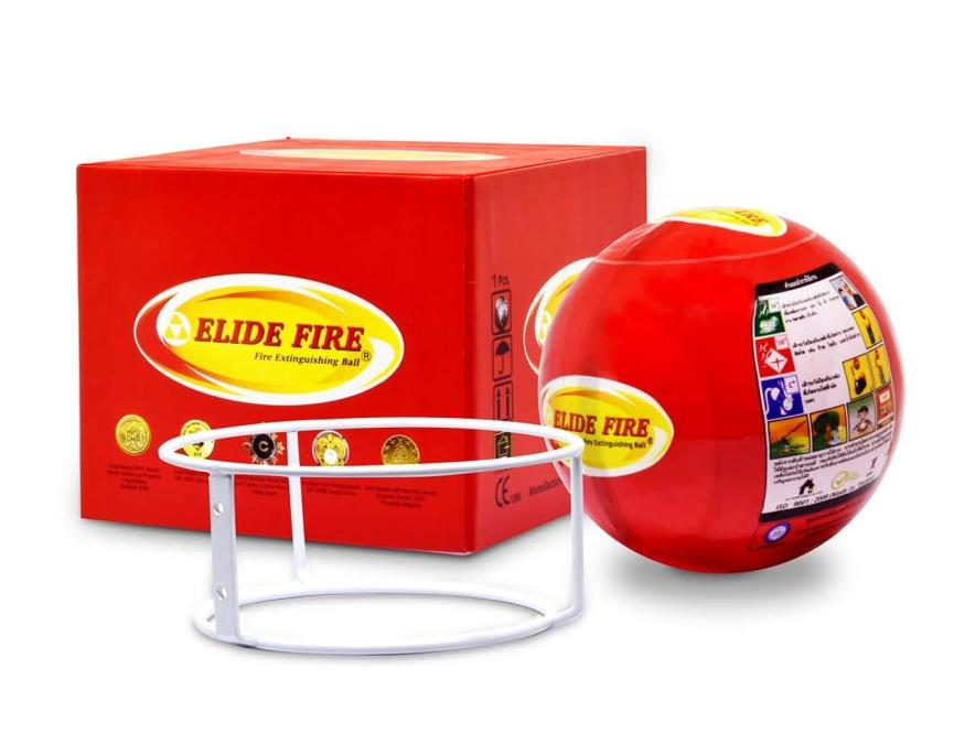 Elide Fire Ball, Self Activation Fire Extinguisher