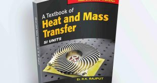 Heat and Mass Transfer by R. K. Rajput