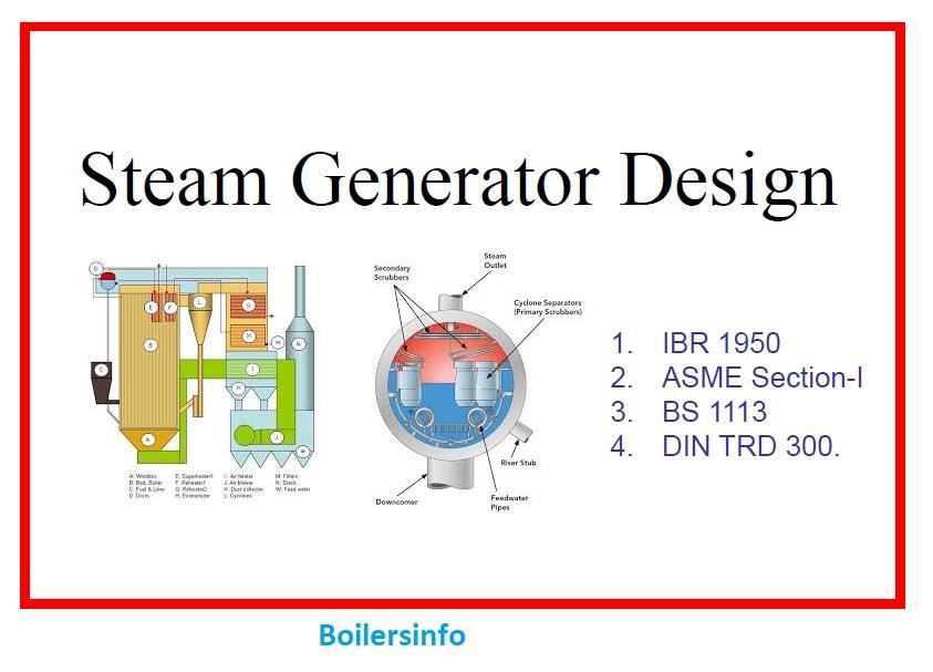 Steam Generator Design Presentation