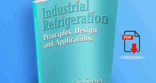 Industrial Refrigeration Principles Design and Applications