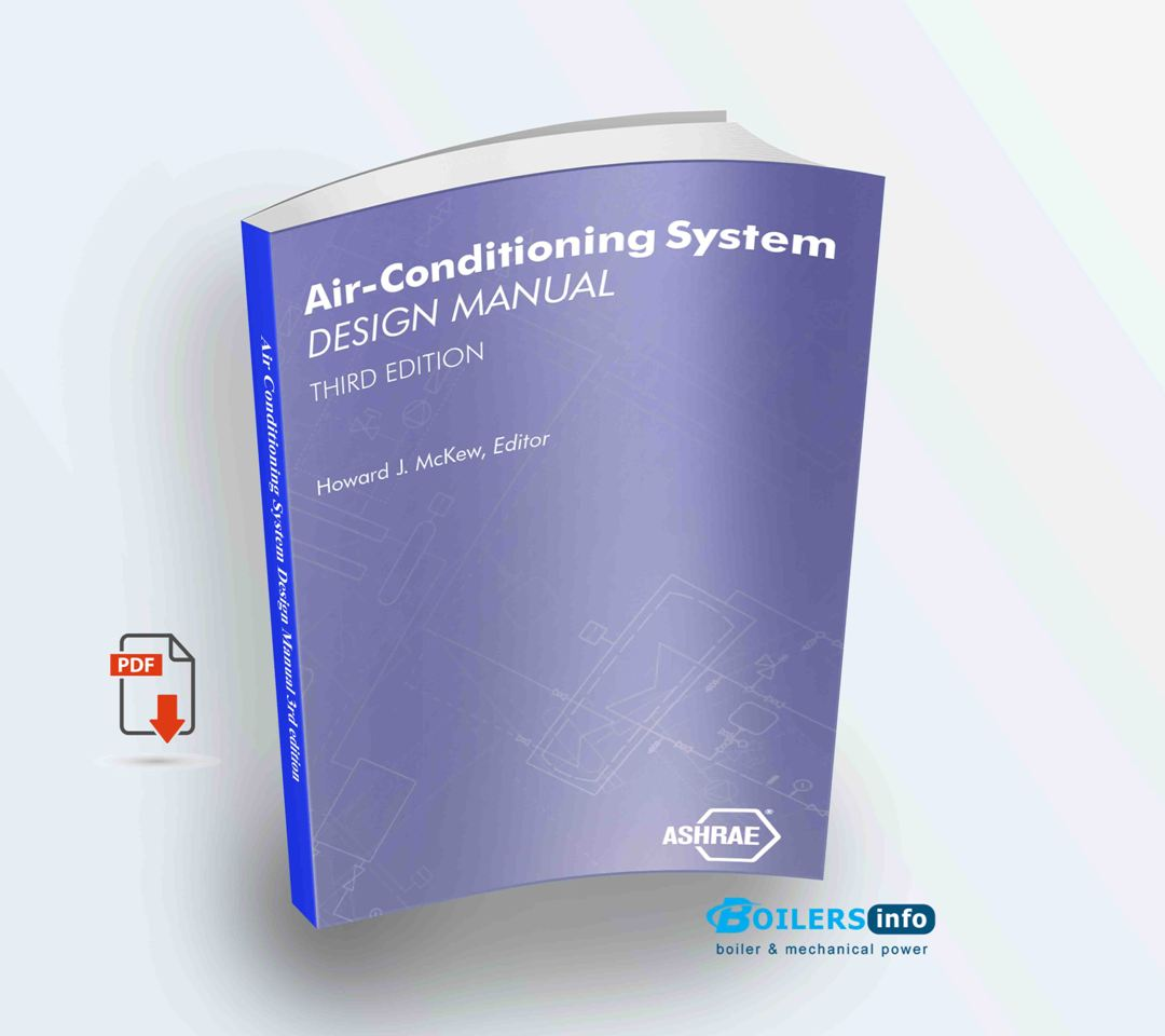 Air Conditioning System Design Manual 3rd edition