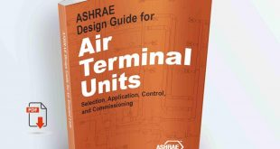 ASHRAE Design Guide for Air Terminal Units