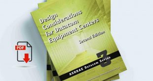 Design Considerations for Datacom Equipment Centers