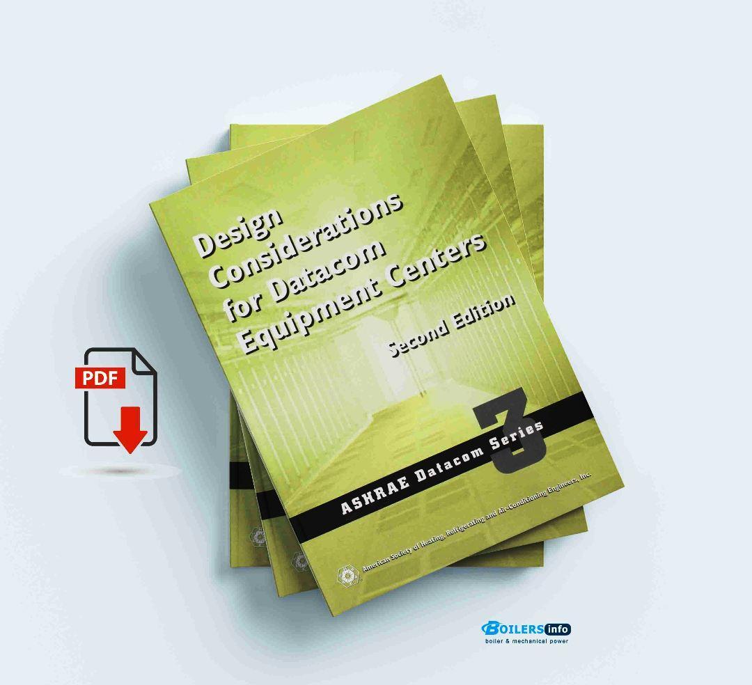 Design Considerations for Datacom Equipment Centers
