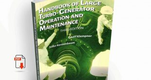 Handbook of Large Turbo Generator Operation and Maintenance