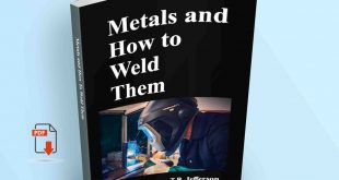 Metals and How To Weld Them