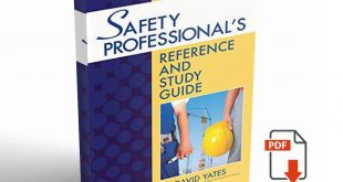 Safety Professionals Reference and Study Guide