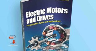 Electric Motors and Drives Fundamentals Types and Applications